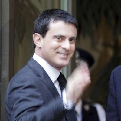 Valls à Matignon
