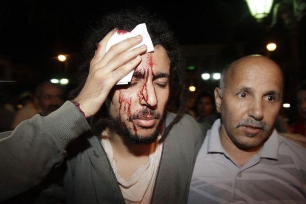 04.07 Maroc Manif