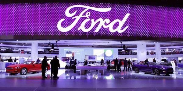 11.01.Automobile Ford salon detroit.BILL PUGLIANO  GETTY IMAGES NORTH AMERICA  AFP.1280.640