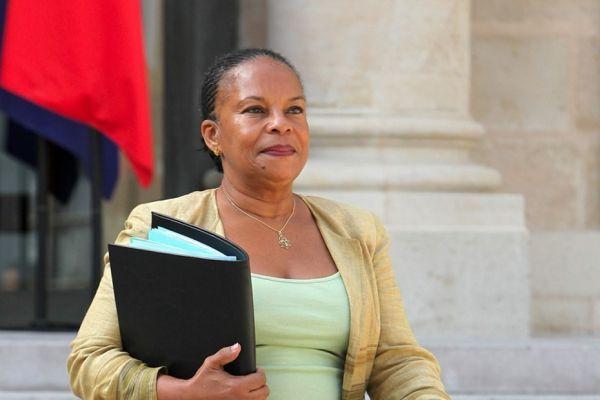 11.09 Christiane Taubira le 5 septembre 2012. 930620