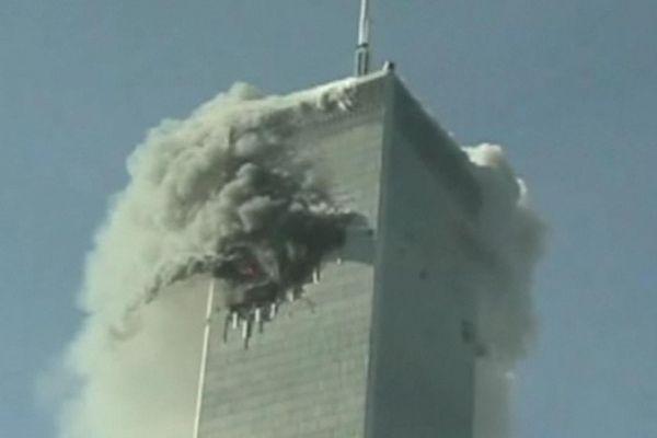 11 septembre word trade center effondrement