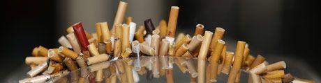 13.01.Bandeau.Tabac.cigarette.megot.cendrier.Reuters.460.120.