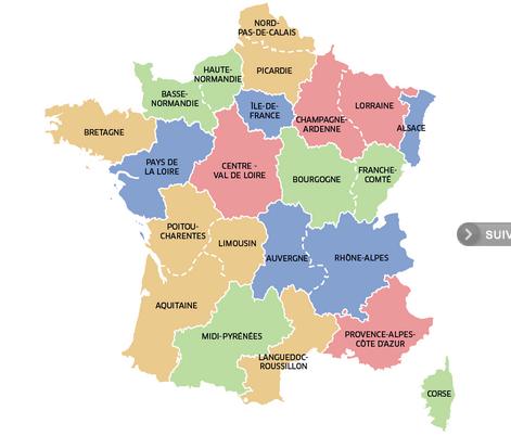 13 regions senat