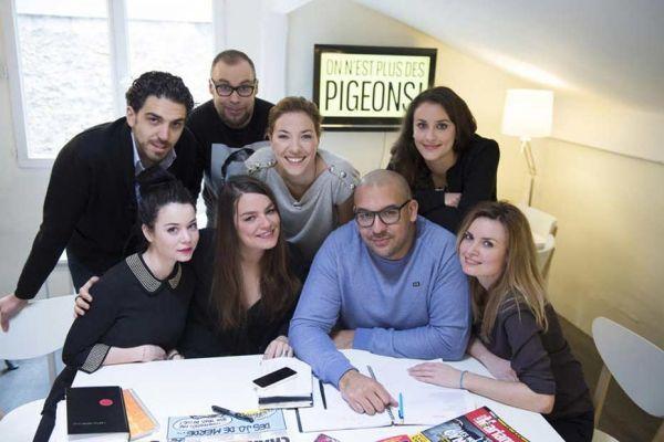 25/02/2014 On n'est plus des pigeons France 4 FTV 930x620