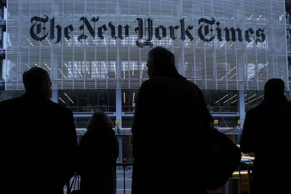 25/11/2013 New York Times building Reuters 930x620