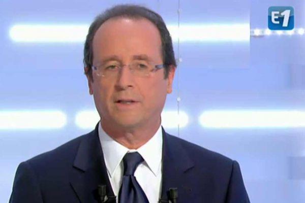 28.09 débat primaire Hollande 930620