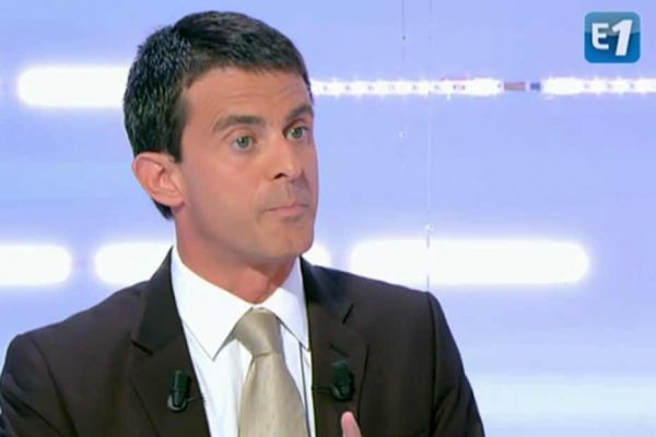 28.09 débat primaire Valls 930620