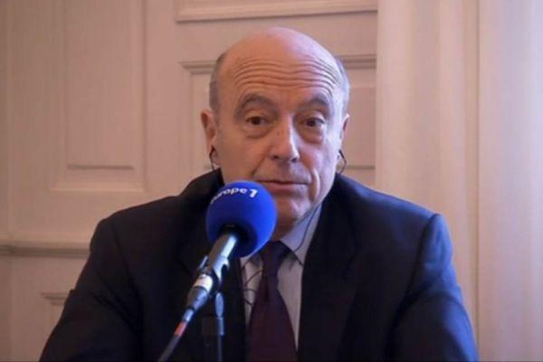 31/03/2014 Alain Juppé Europe 1 930x620