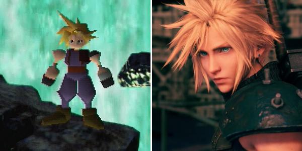 """Entre 1996 et 2020, la technologie a permis de refaire de A à Z le jeu culte """"Final Fantasy VII""""."""