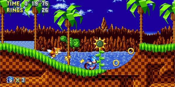 """L'excellent """"Sonic Mania"""" prouve que le succès du hérisson bleu passe désormais par le nostalgie."""