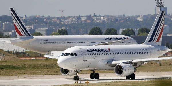 Air France avions 1280 Orly