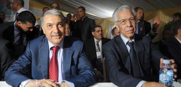 Ali Benflis Hamrouche AFP bandeau