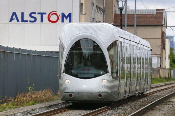 Alstom Transports Tramway