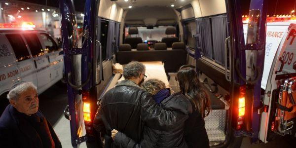 arrivée en Israël des cercueils des victimes juives des attentats de Paris - 1280-640