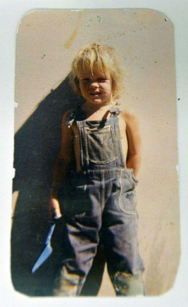 Assange Enfant