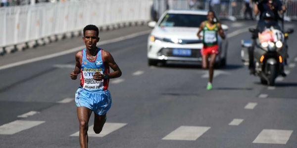 athlétisme mondiaux marathon Pékin AFP 1280