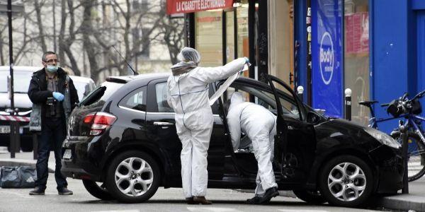 Attentat Charlie Hebdo voiture