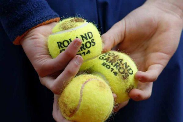 Balles-Roland-Garros