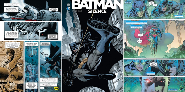 Batman comics 2
