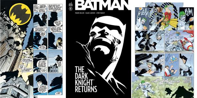 Batman comics 3