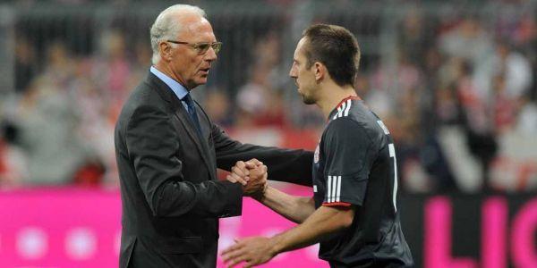 Beckenbauer-Ribery