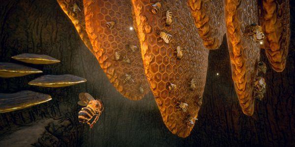 """Dans """"Bee Simulator"""", il va falloir participer à la vie besogneuse d'une ruche."""