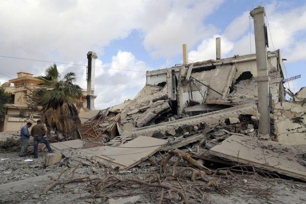 Benghazi Libye