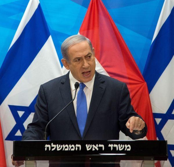 Benjamin Netanyahou accord Iran