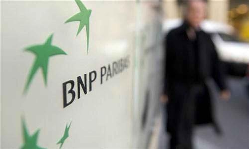 Boursier.com - BNP Paribas risque 10 milliards de dollars d'amende aux Etats-Unis