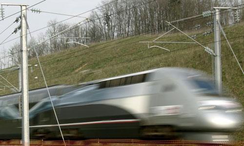 Boursier.com - Le gouvernement pourrait abandonner certains projets de lignes TGV