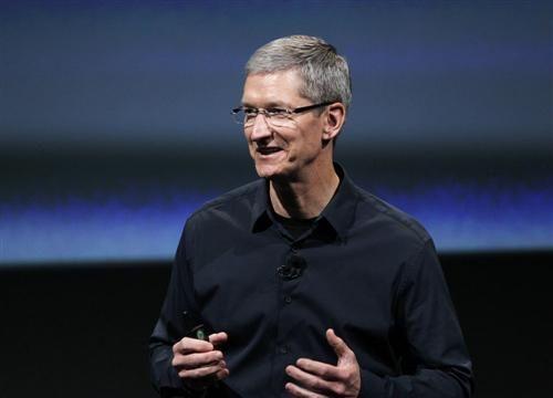 Boursier.com - Tim Cook est le patron le mieux payé aux Etats-Unis
