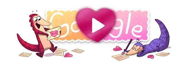 Le Doodle de Saint-Valentin est un petit jeu vidéo.