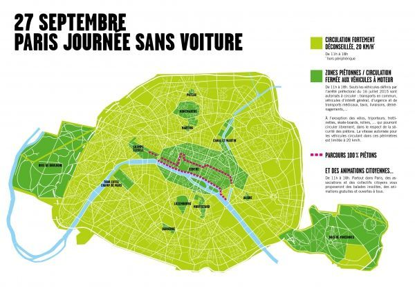 carte Paris
