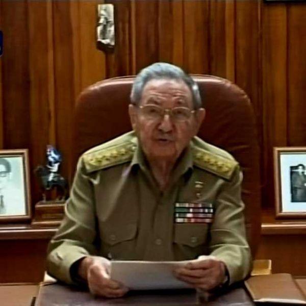 Castro Raul Etats-Unis