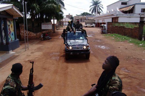 centrafrique soldats