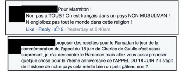 Commentaires-Marmiton