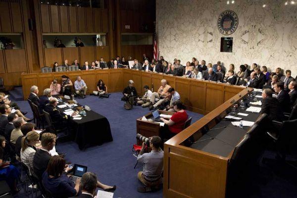 commission du Sénat américain sur la Syrie