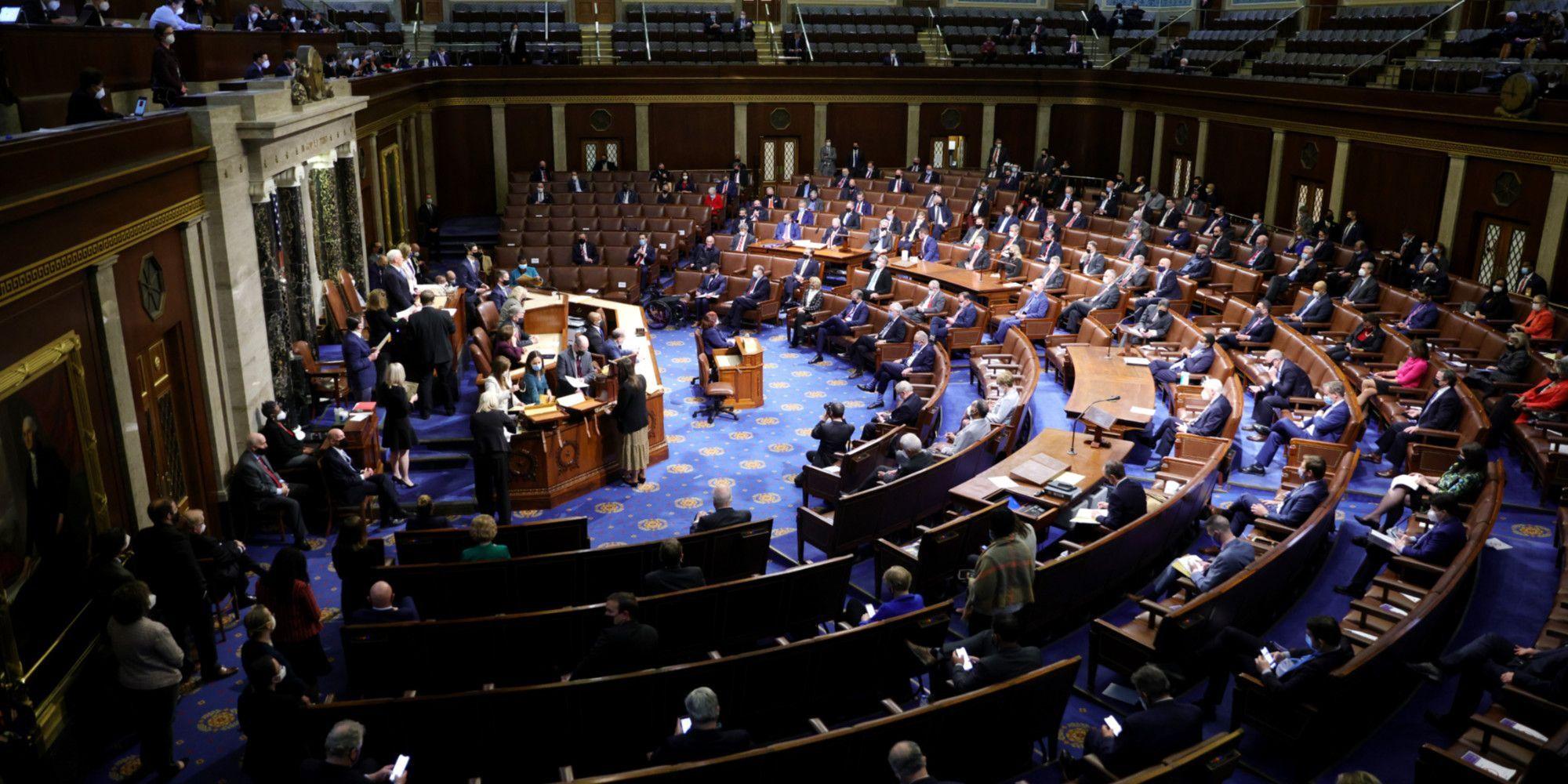 Le Congrès reprend son processus de certification.