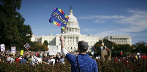 congrès usa droits des homosexuels