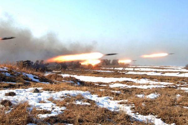 corée du nord armée REUTERS