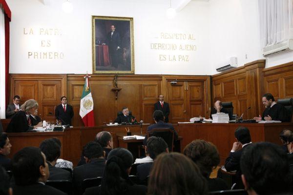 cour suprême mexique