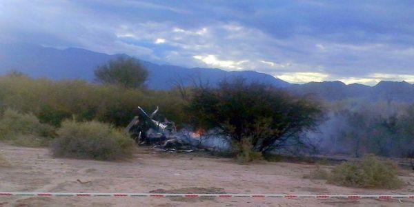 Crash argentine 1280