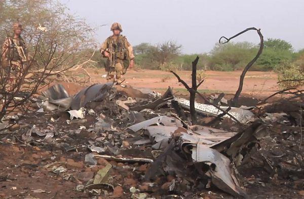 Crash du vol Air Algérie