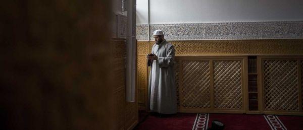 Danemark Copenhague mosquée