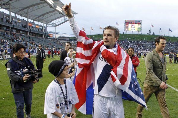 David Beckham lors de son dernier match (930x620)