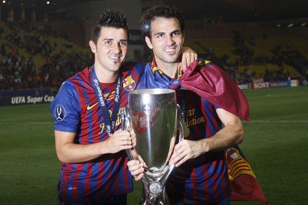 David Villa et Cesc Fabregas (930x620)
