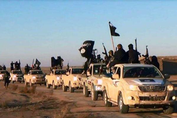 Des combattants de l'EIIL en Irak
