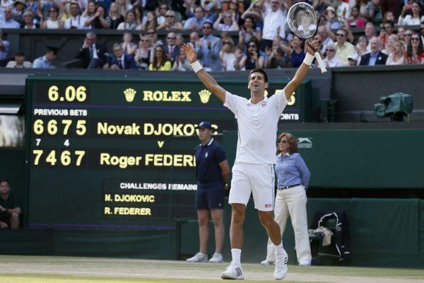 Djokovic vainqueur à Wimbledon (930x620)