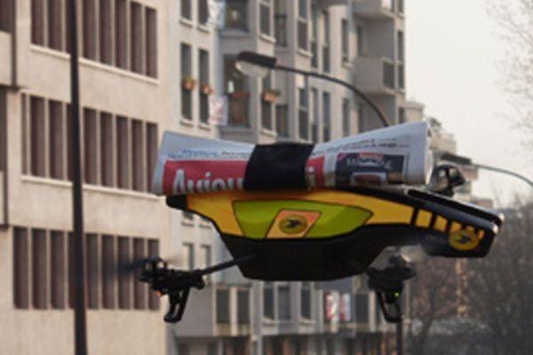 Drone La Poste
