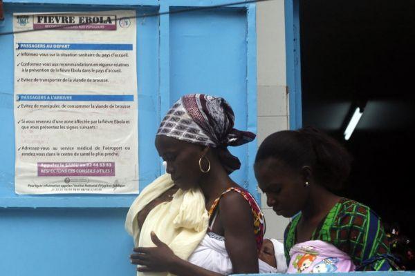 Ebola affiche prévention